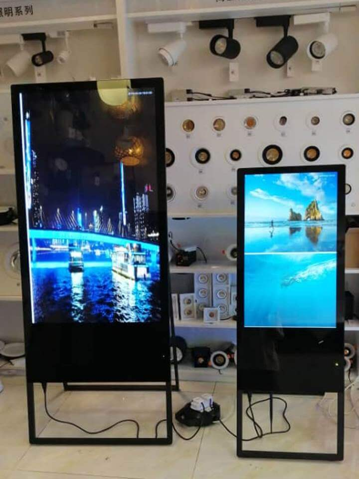 LED Display Stand in Malaysia | High Mobility LED Display Stand No 1